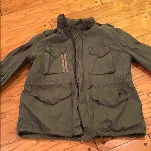 Polo Wrinkle Jacket
